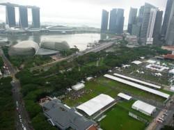 シンガポール大会風景